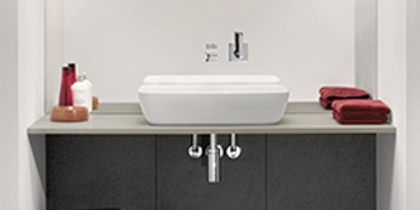Villeroy & Boch Artis Rectangular Countertop Basin at xTWOstore