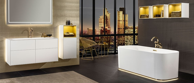 Villeroy & Boch Finion Bathroom at xTWOstore