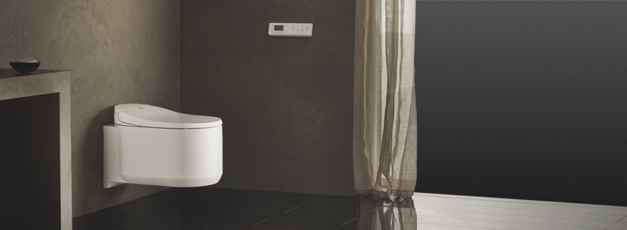 Grohe Sensia Arena shower toilet at xTWOstore