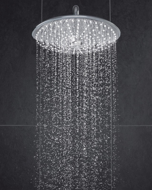 Grohe head shower