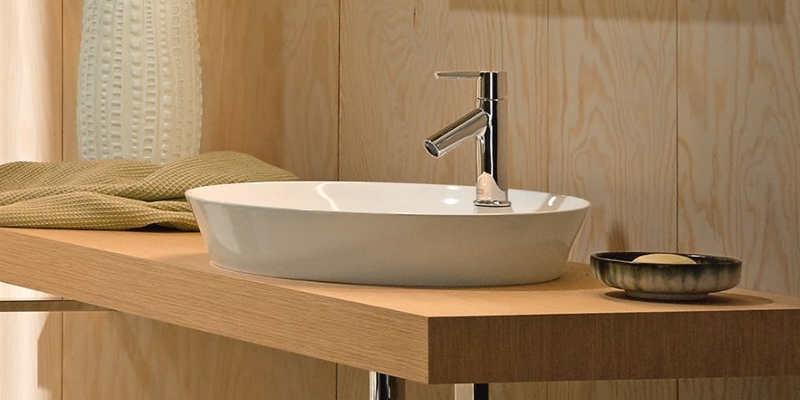 Axor Starck washbasin faucet lever handle